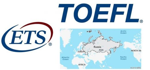 TOEFL Test Centers in Russian Federation