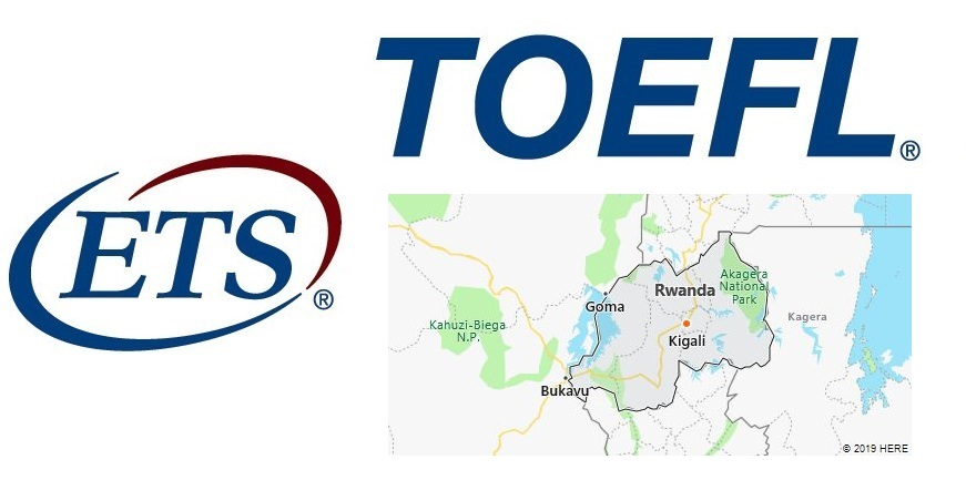 TOEFL Test Centers in Rwanda