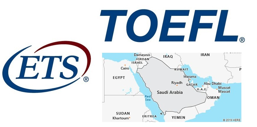 TOEFL Test Centers in Saudi Arabia