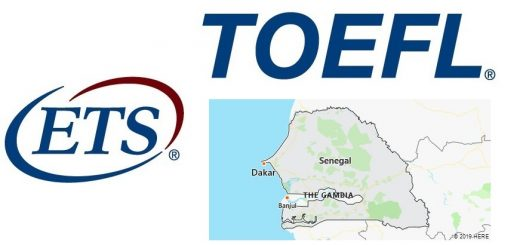 TOEFL Test Centers in Senegal