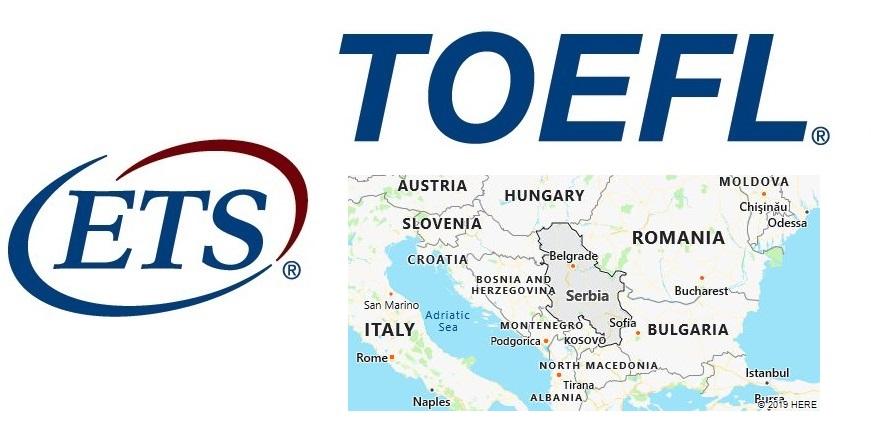 TOEFL Test Centers in Serbia