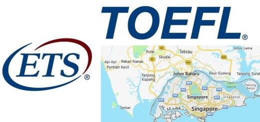 TOEFL Test Centers in Singapore