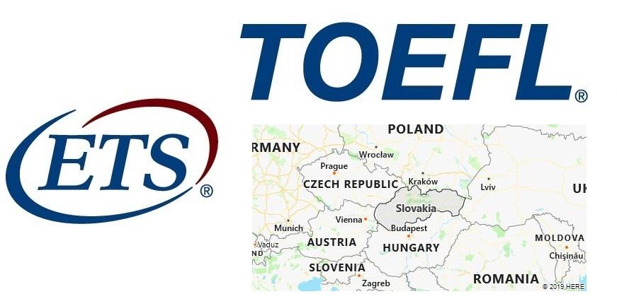 TOEFL Test Centers in Slovakia