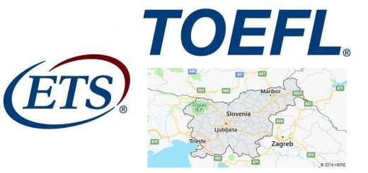 TOEFL Test Centers in Slovenia