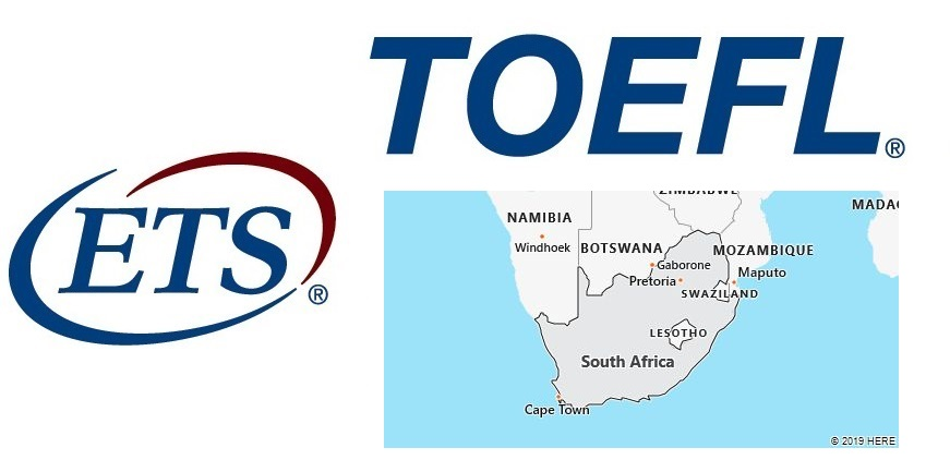 TOEFL Test Centers in South Africa