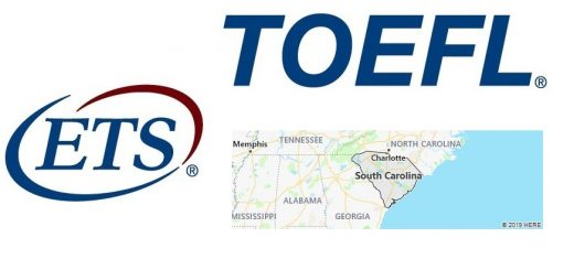 TOEFL Test Centers in South Carolina