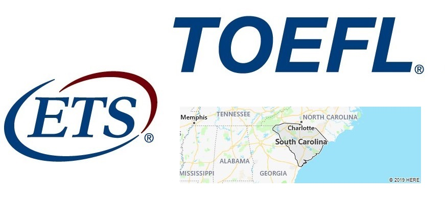 TOEFL Test Centers in South Carolina, USA