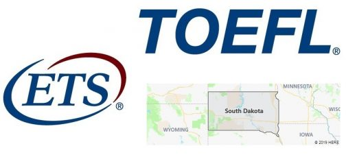 TOEFL Test Centers in South Dakota