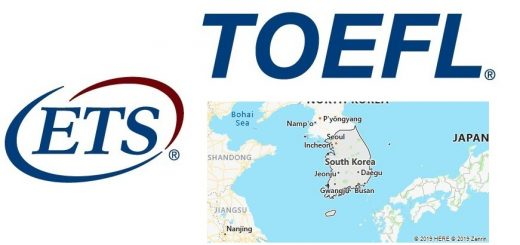 TOEFL Test Centers in South Korea