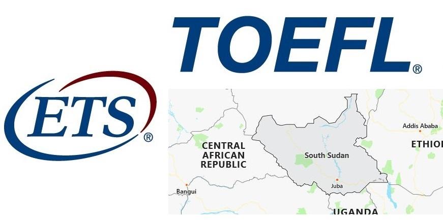 TOEFL Test Centers in South Sudan