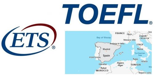 TOEFL Test Centers in Spain
