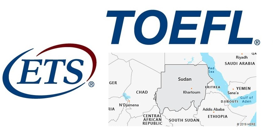TOEFL Test Centers in Sudan