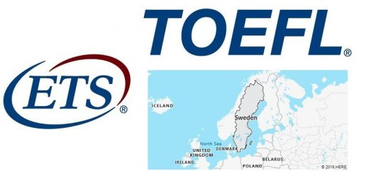 TOEFL Test Centers in Sweden