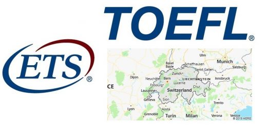 TOEFL Test Centers in Switzerland