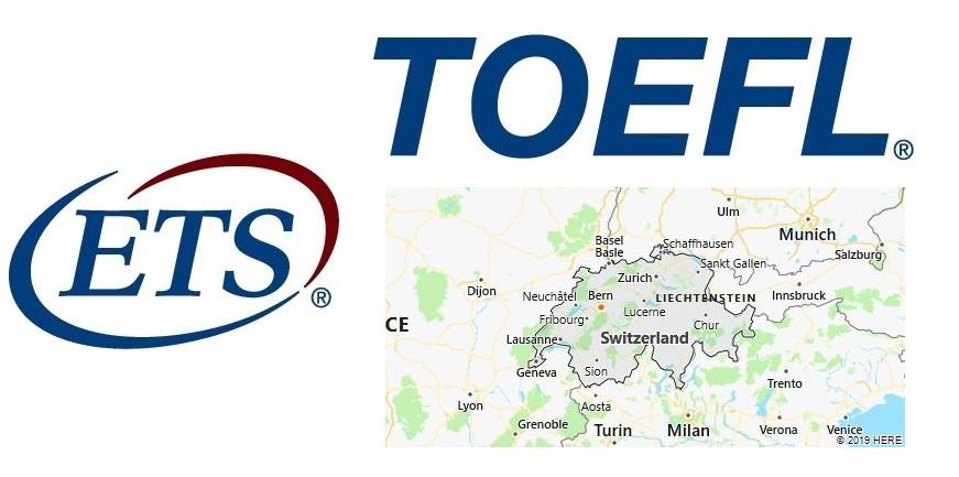 TOEFL Test Centers in Switzerland