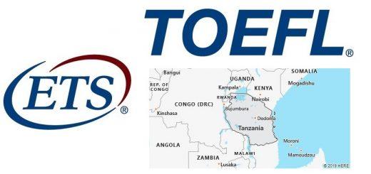 TOEFL Test Centers in Tanzania