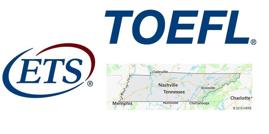 TOEFL Test Centers in Tennessee
