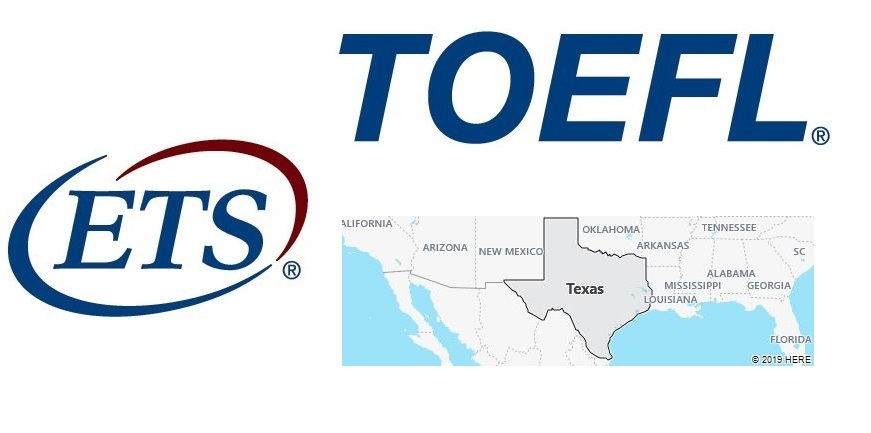 TOEFL Test Centers in Texas, USA