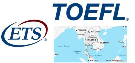 TOEFL Test Centers in Thailand
