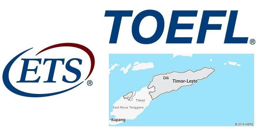 TOEFL Test Centers in Timor-Leste