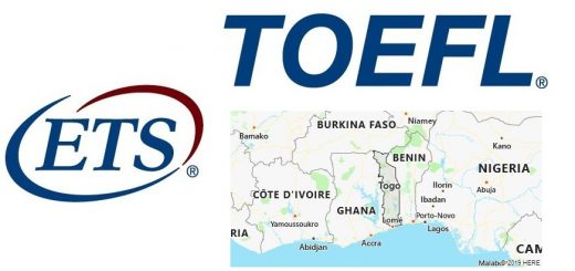 TOEFL Test Centers in Togo