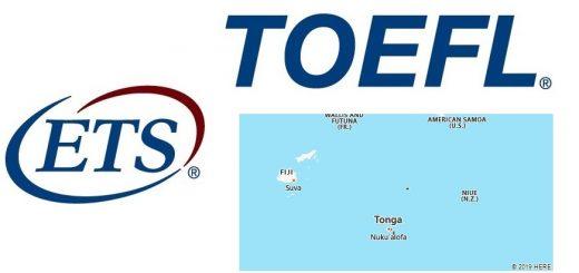 TOEFL Test Centers in Tonga