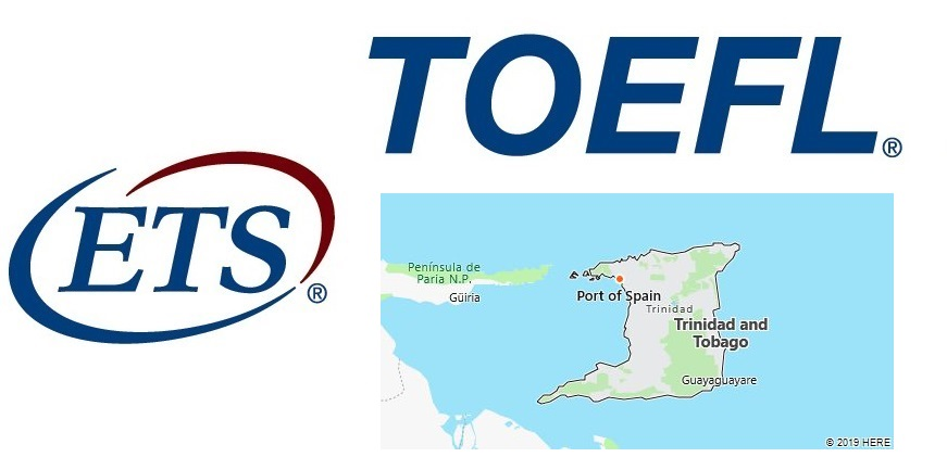 TOEFL Test Centers in Trinidad and Tobago