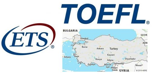 TOEFL Test Centers in Turkey
