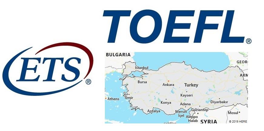 TOEFL Test Centers in Turkey