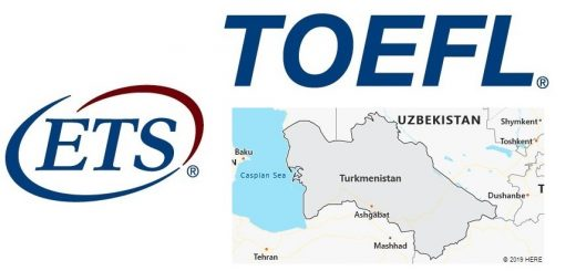 TOEFL Test Centers in Turkmenistan