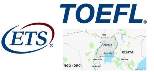 TOEFL Test Centers in Uganda