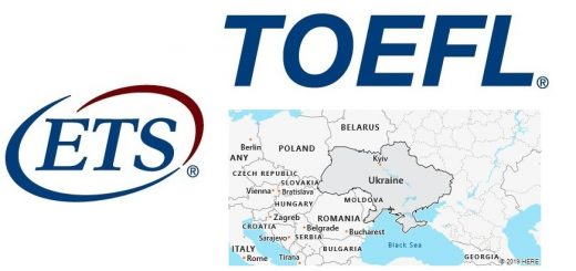 TOEFL Test Centers in Ukraine