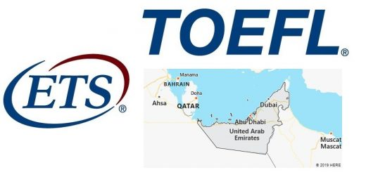 TOEFL Test Centers in United Arab Emirates