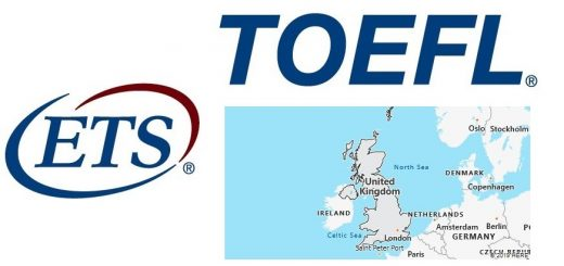 TOEFL Test Centers in United Kingdom