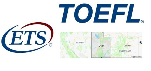 TOEFL Test Centers in Utah