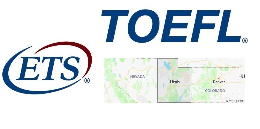 TOEFL Test Centers in Utah