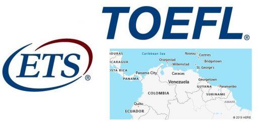 TOEFL Test Centers in Venezuela