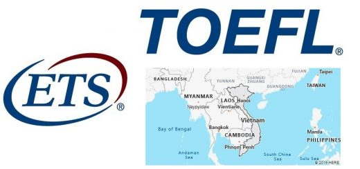 TOEFL Test Centers in Vietnam