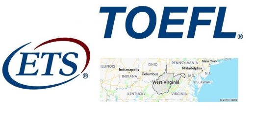 TOEFL Test Centers in West Virginia