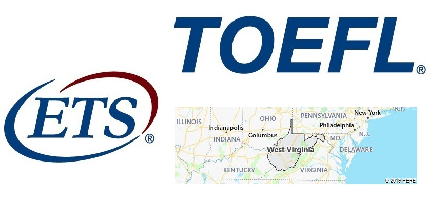 TOEFL Test Centers in West Virginia, USA