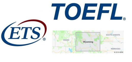 TOEFL Test Centers in Wyoming