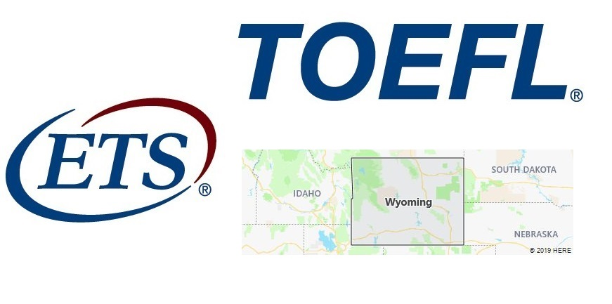 TOEFL Test Centers in Wyoming, USA