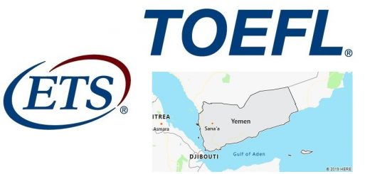 TOEFL Test Centers in Yemen