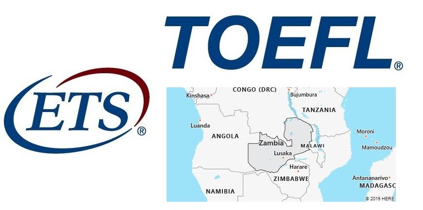 TOEFL Test Centers in Zambia