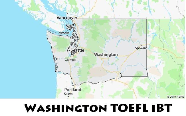 Washington TOEFL iBT