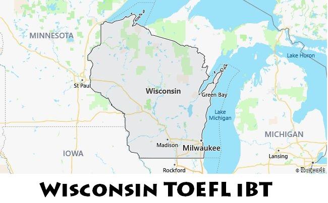 Wisconsin TOEFL iBT