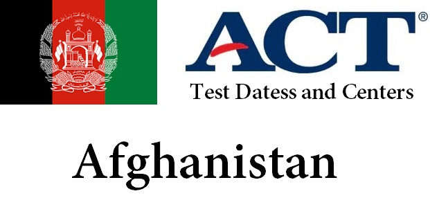 ACT Testing Locations in Afghanistan