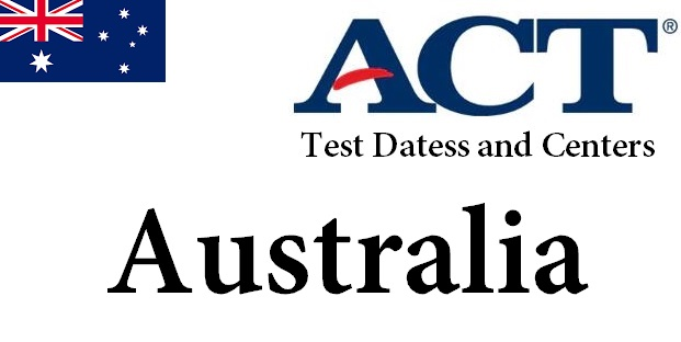 ACT Testing Locations in Australia