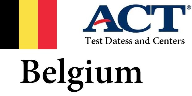 ACT Testing Locations in Belgium