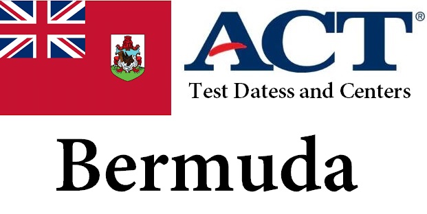 ACT Testing Locations in Bermuda